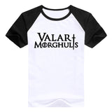 Game of Thrones Valar Morghulis Shirts