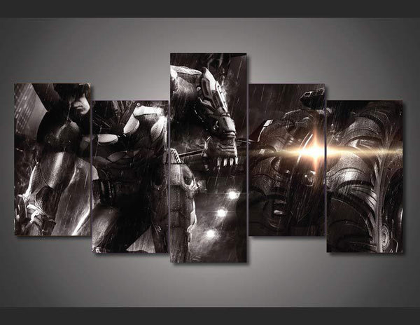 Batman Movie Art Canvas