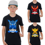 A Kids Pokemon Go Shirt