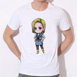Dragon Ball Z Character Tees