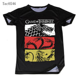 Game of Thrones Men T Shirts