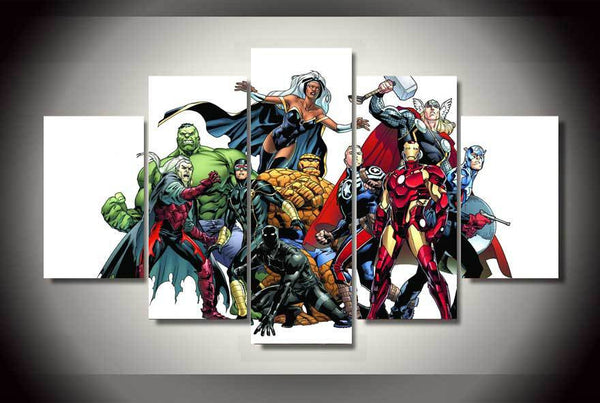 HD Printed marvel comics Hero Painting on canvas room decoration print poster picture canvas Free shipping/ny-1747