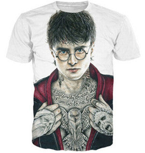 Harry Potter Ink Shirt