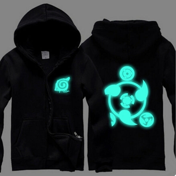 A Naruto Fluorescent Hoodies