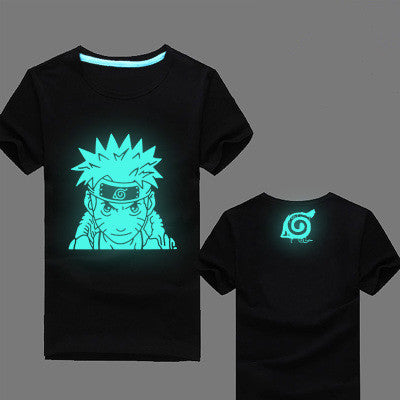 Naruto Florescent Tees