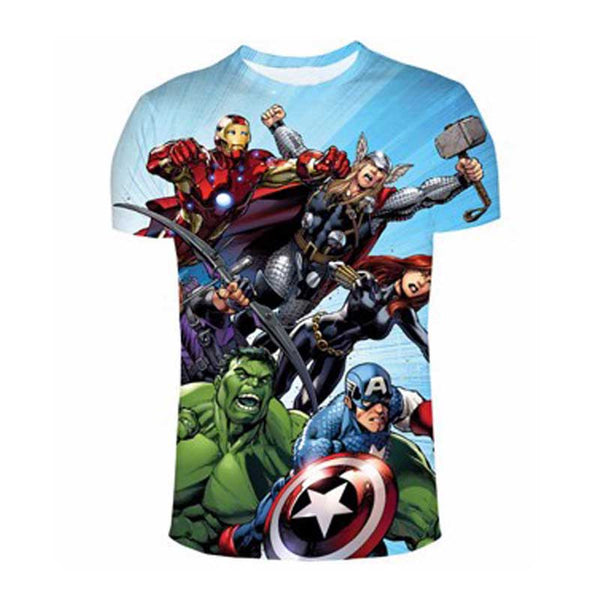 Marvel Alliance Tshirt