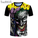 Batman Joker Comic Tee