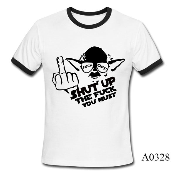 Shut Up Yoda Tees