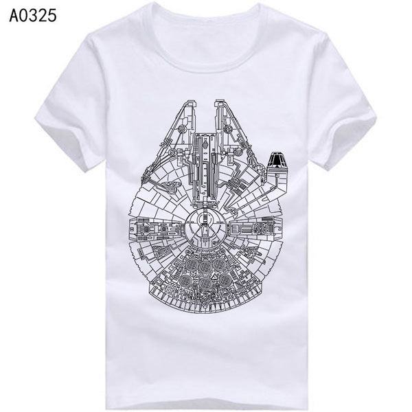 Short Sleeve Star Wars Tees