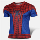 DC/Marvel Compression Shirts