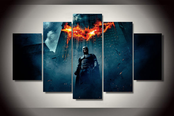 Batman Dark Knight Art Canvas