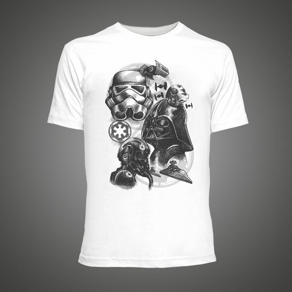 Star Wars Empire Sketch Tee