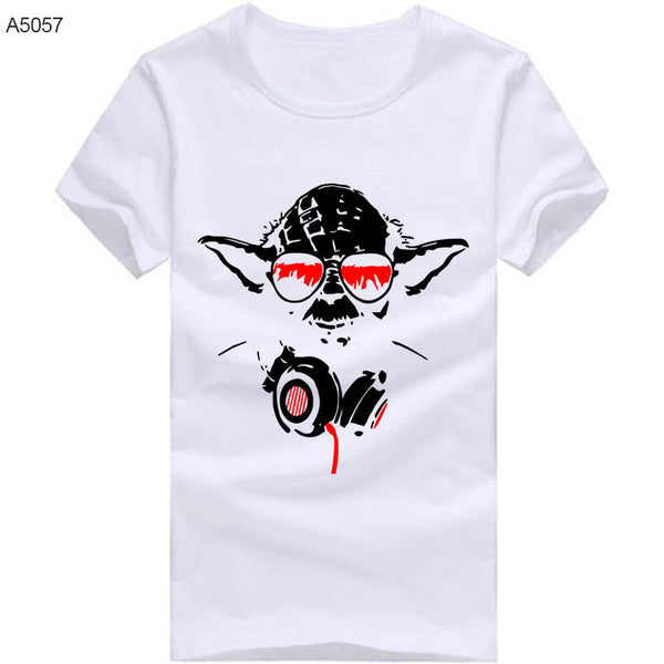 DJ Yoda Star Wars Tee