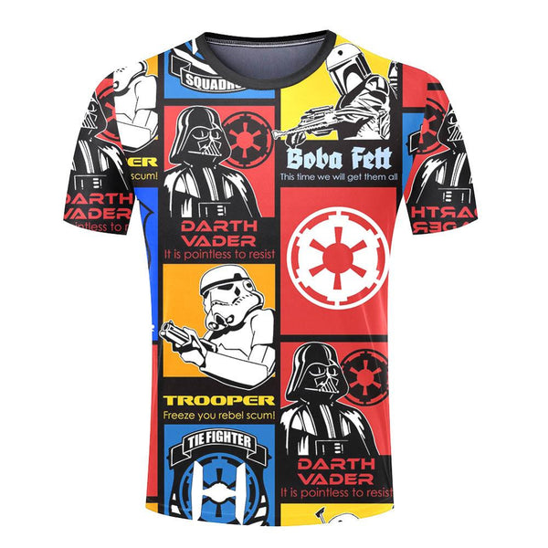 Star Wars Comic Tee