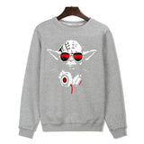 Hip Hop Yoda Star Wars Crewneck