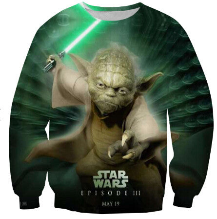 Star Wars Yoda Crewneck