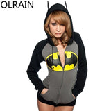 Womens Batman Jacket
