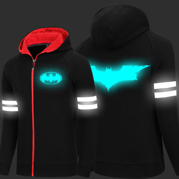 Batman Superman Sports Fashion Jacket