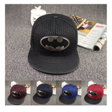 Leather Batman Snapback