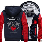 A Game of Thrones Targaryen Jackets