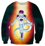 Dragon Ball Z Resurrection Frieza Crewneck
