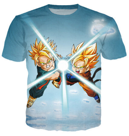 Trunks and Gotenks Tee
