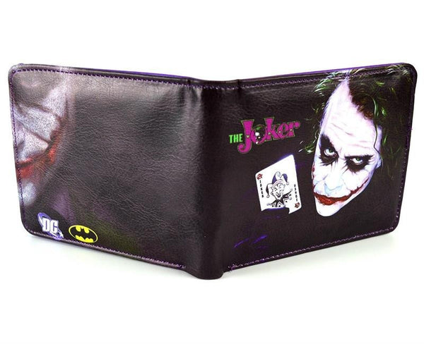 Joker Leather Wallet