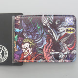 The Joker Leather Wallets