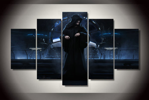 Star Wars Force Unleashed Wall Canvas