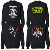 Star Wars Crewnecks