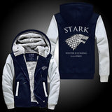 A Game of Thrones Stark Hoodies