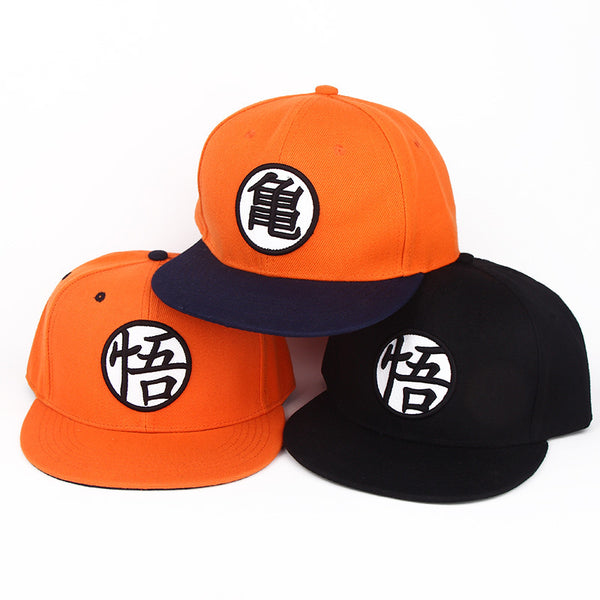 3 styles Cool DBZ Hats