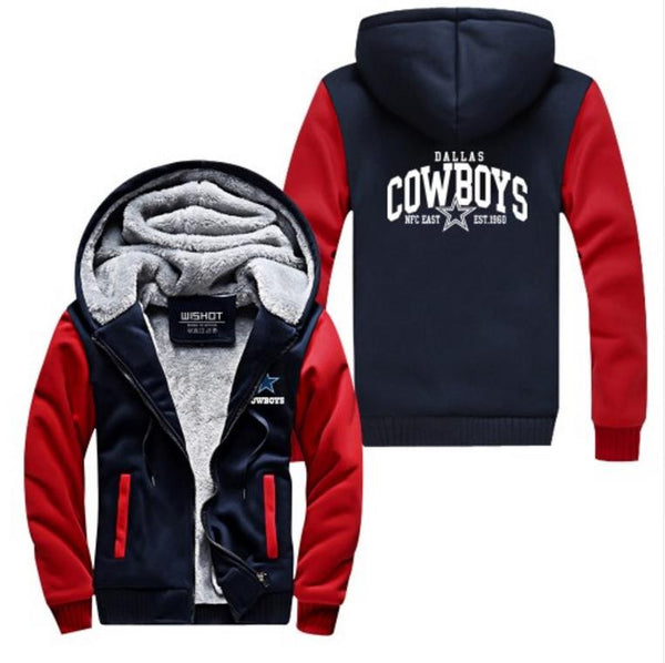 Dallas Cowboys Ultimate Fan Jacket
