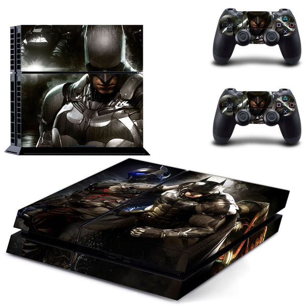Batman Decal Skin Ps4 console