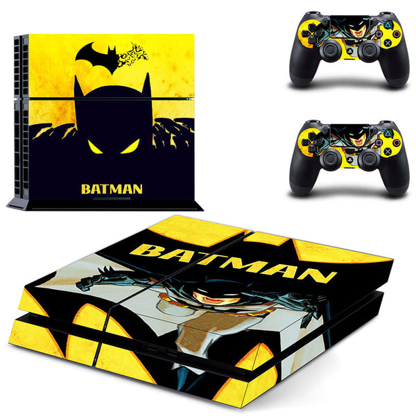 Batman Animated Ps4 Skin