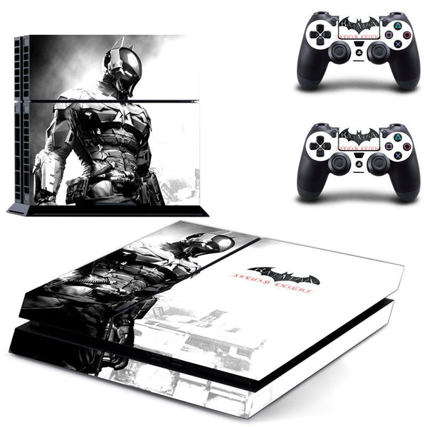 Batman Arkham Skin PS4