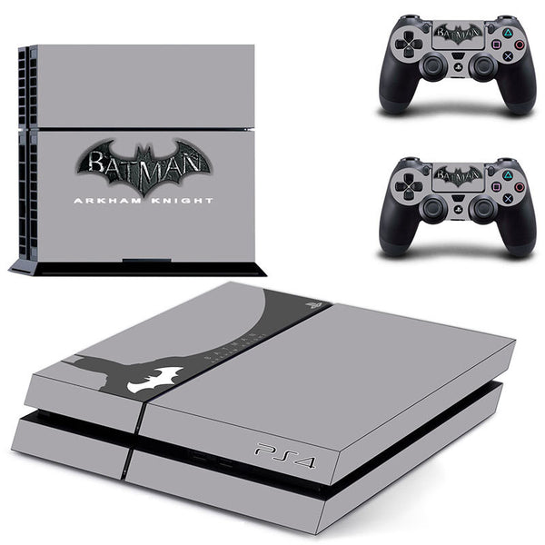 PS4 Batman logo Skin Stickers