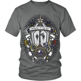 Kingdom Hearts Courage Is The Key Shirt