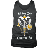 Kingdom Hearts All For One Shirt