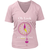 Wine O'Clock Shirts