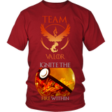 A Valor Ignite The Fire Shirts
