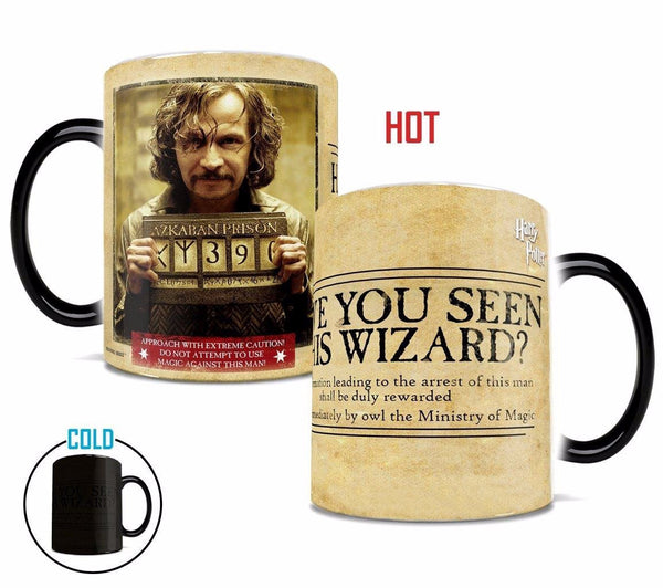 Harry Potter Sirius Black Heat Changing Mug