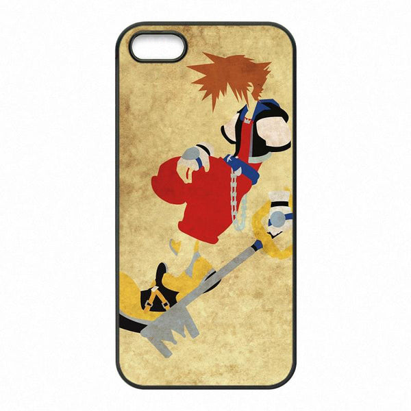 Kingdom Hearts Wood Sora Phone Case