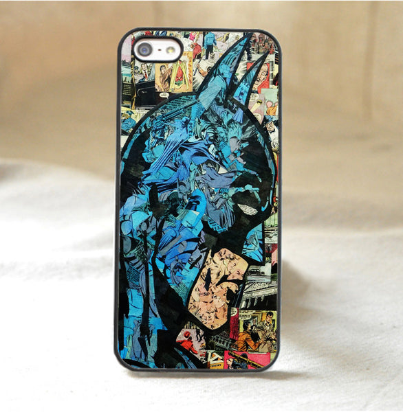A Batman Comic Phone Cases