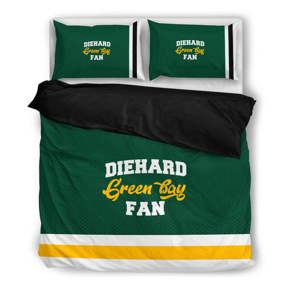 Green Bay Bedding Set