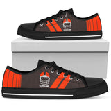 Cleveland Low Top Shoe