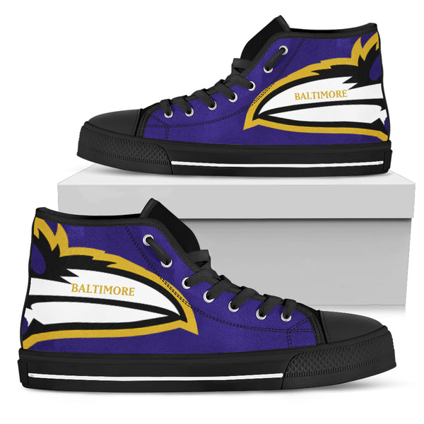 Baltimore High Top Shoe