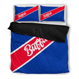 Buffalo Bedding Set