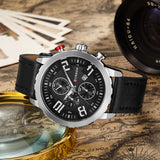 Military Design Sports Watch