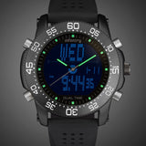 Dual Movement Military Watches